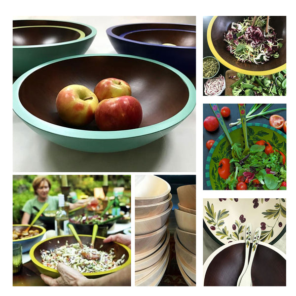 Sherwood Forest Design bowls