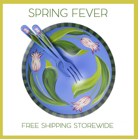 spring fever at sherwood forest design