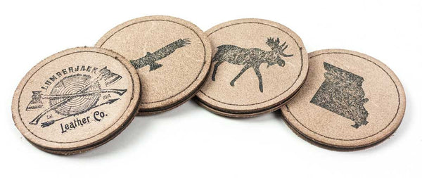 Crownfire Coasters