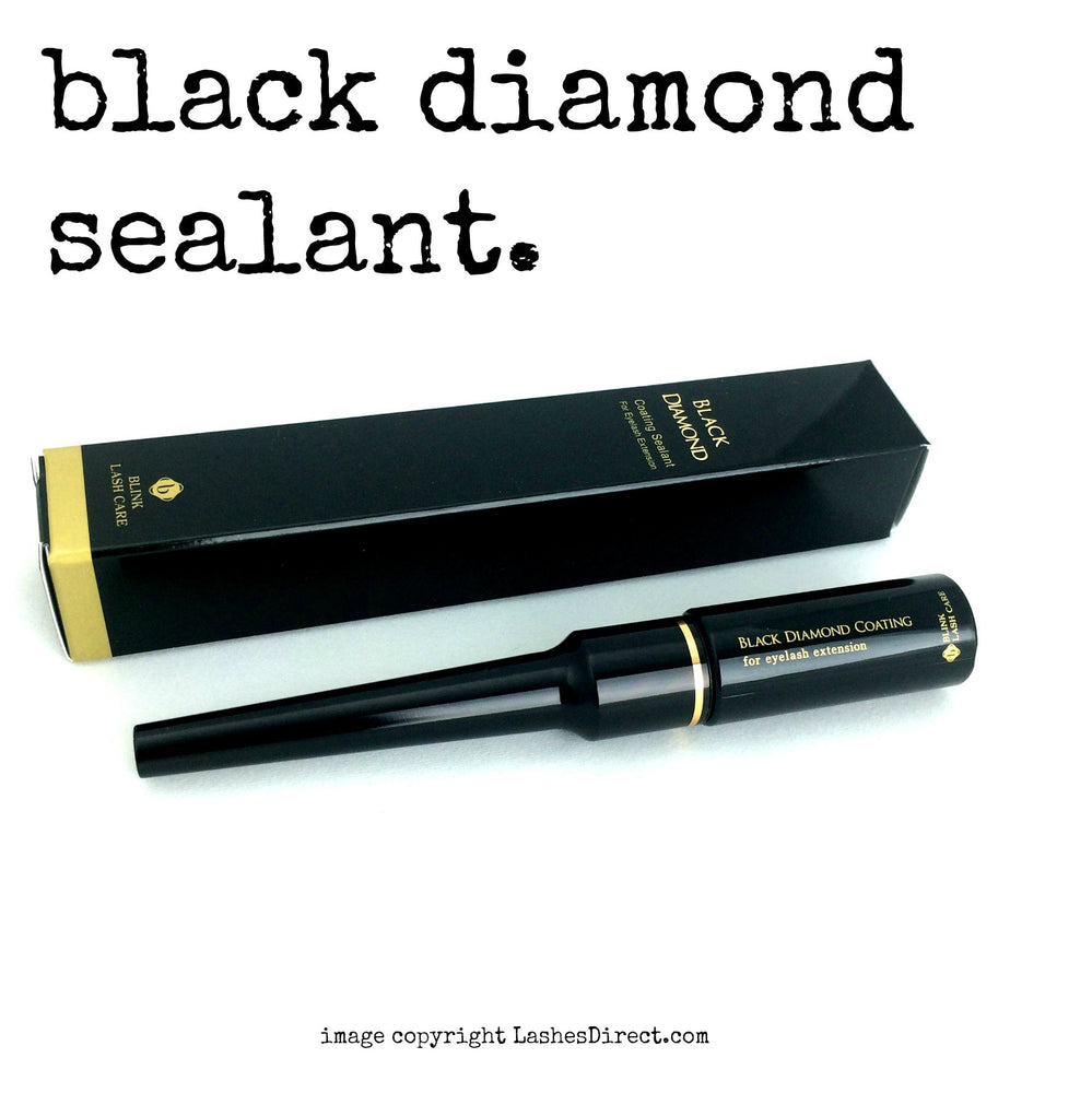 Black Diamond Eyelash Extension Lash Sealant -Blink