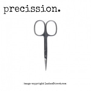 Small Precision Scissors for eyelash extension