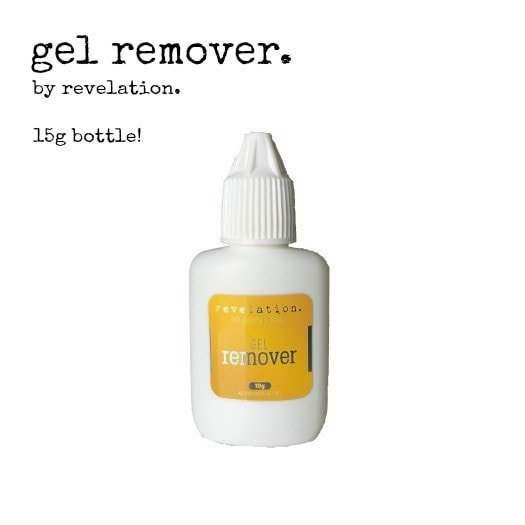 Gel Remover for Eyelash Extensions - Revelation