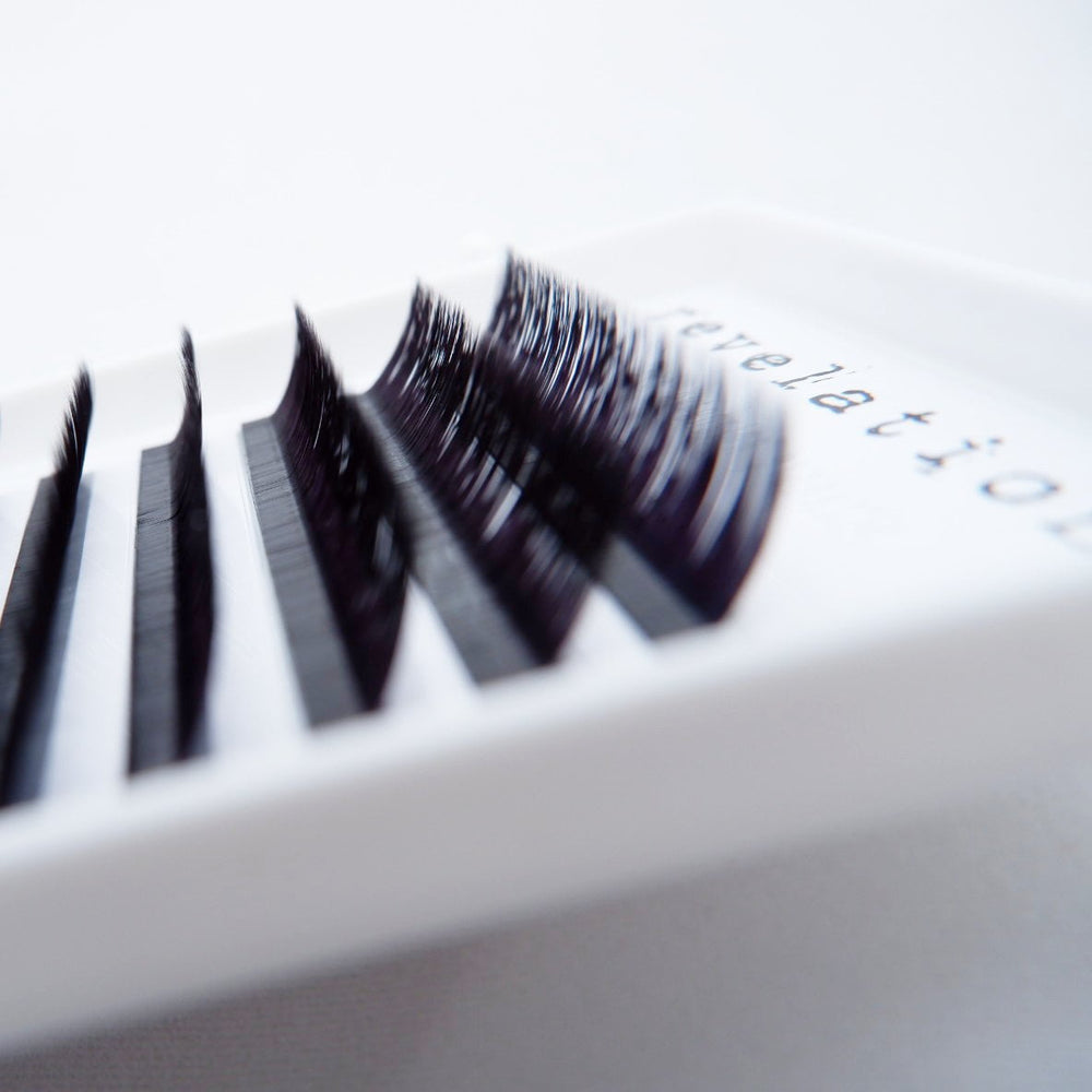Eyelash Extension Lash Tray L-Curl