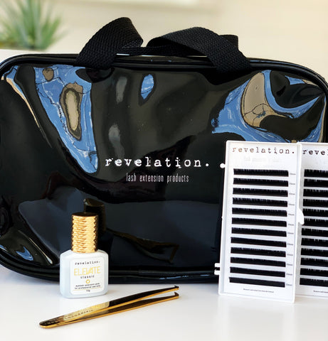 Eyelash Extension Travel Bag/Case
