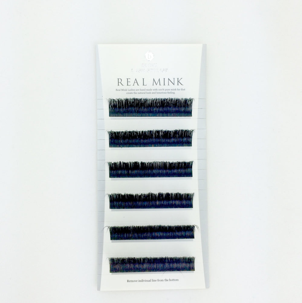 REAL Mink Eyelash Extensions  -Blink