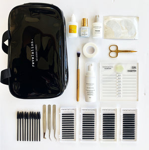 Image of Volume Eyelash Extension Kit for Professional Lash Artists.