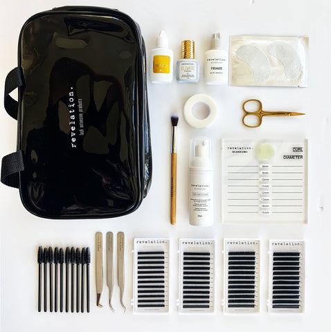 Volume Eyelash Extension Kit- Pro Standard Kit