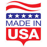 Made in the USA logo for Maximum Sensitive Eyelash extension adhesive