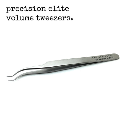 Precision Elite Volume Eyelash Extension Tweezers
