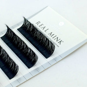 Real Mink Eyelash Extension Lashes