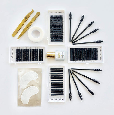 Volume Eyelash Extension Kit- Best Mini Kit