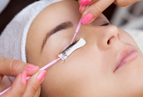 Eyelash Extension Training Course Included with Kit
