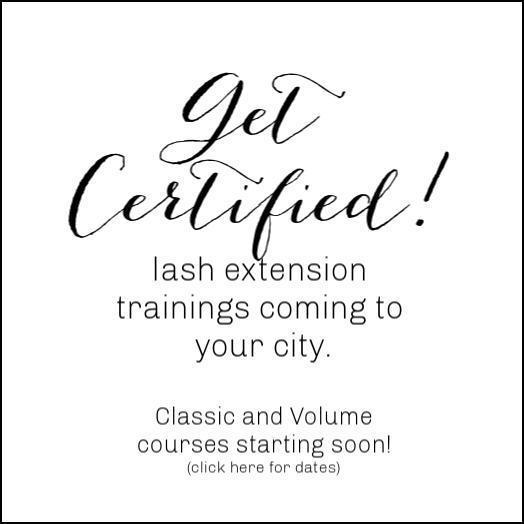 Shop Now for the Best Eyelash Extensions and Follow us on Instagram