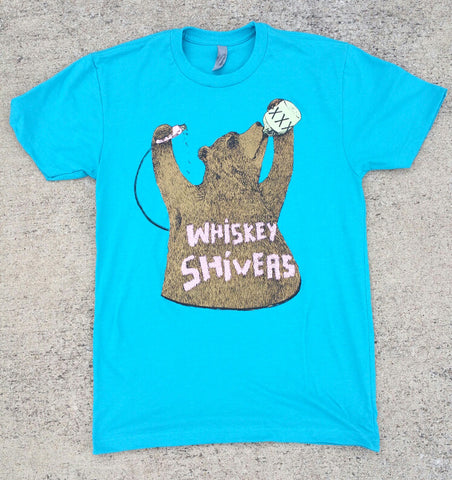 Whiskey Shivers Bear Shirt