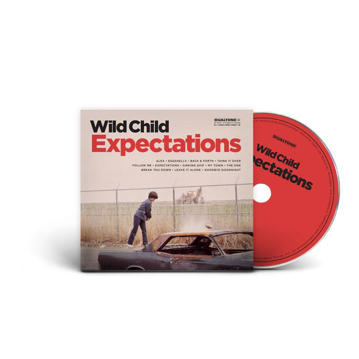 Expectactions CD