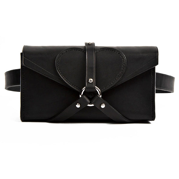 Frisky Leather Belt Bag