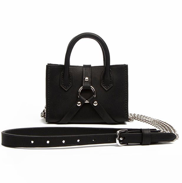 Frisky Mini Leather Bag