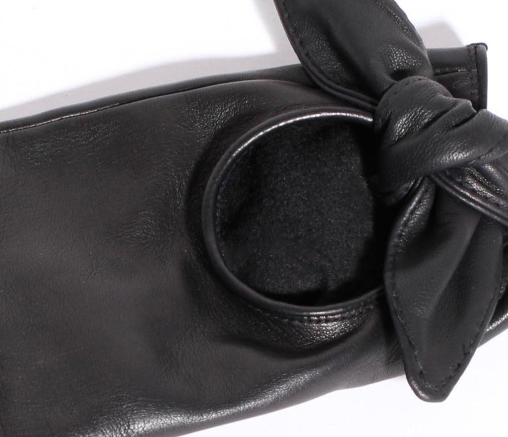 Holiday Pre-order: Tie Me Up Driving Gloves