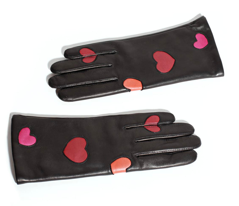 Hearts Up! Gloves