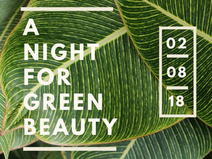 Memories of A Night For Green Beauty 2015