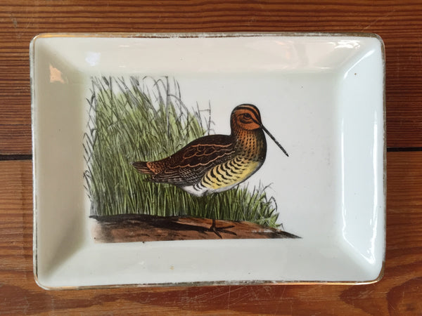Pair of Delano Studios L.I. N.Y. Water Fowl Trays