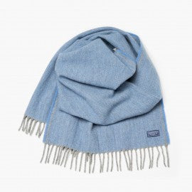 Ashby Twill Scarf 100% Merino Wool *available in multiple colors