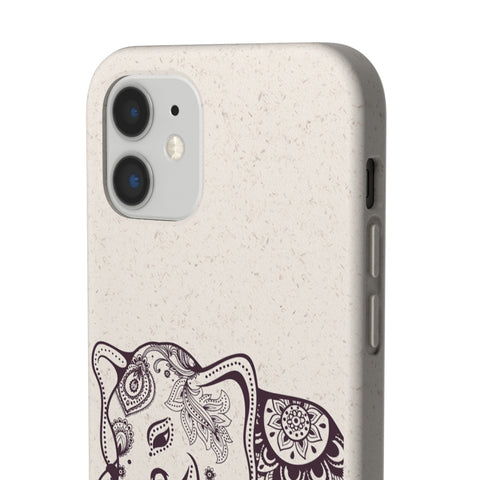 Biodegradable Phone Case - Aztec Mayan