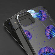 Clear Phone Case - Jellyfish Sea Jelly Theme
