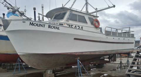 F/V Mount Royal
