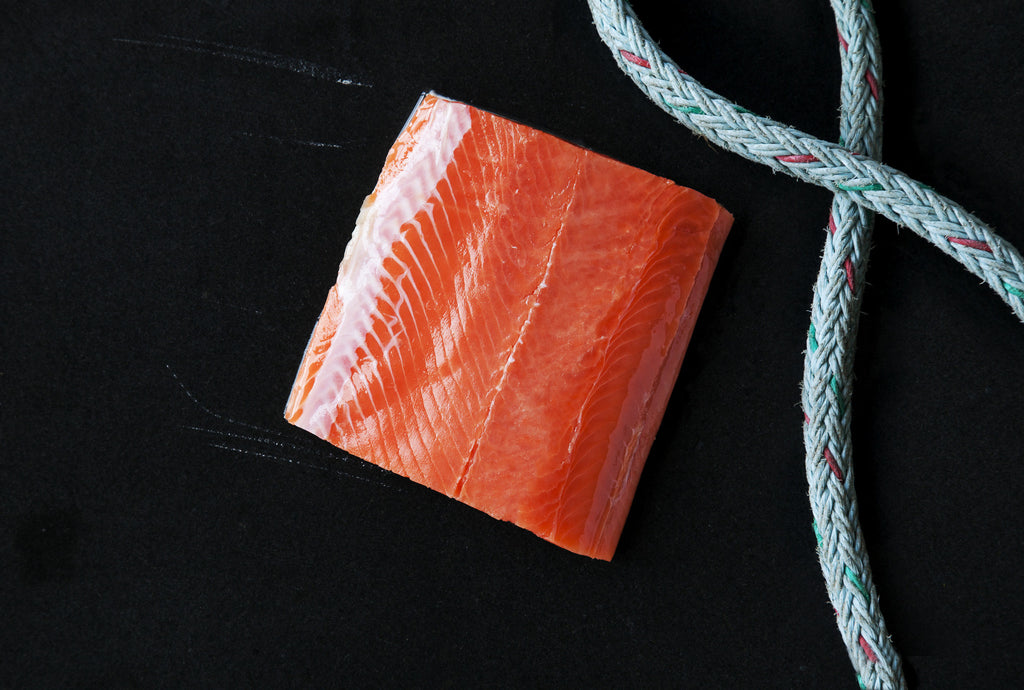 Wild Coho Salmon Portions - Loki Fish Company