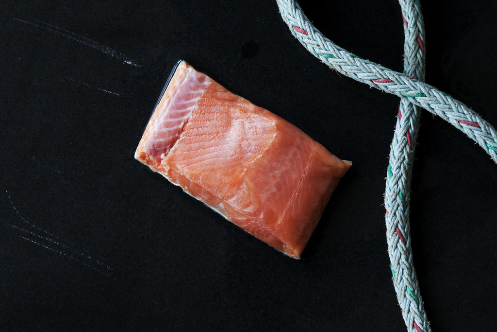 Wild Keta Salmon Portions - Loki Fish Company