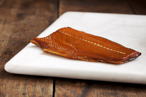 Smoked Wild Pink Salmon Portions - Loki Fish Company