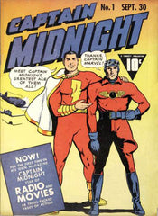 Captain Midnight Old Time Radio Show