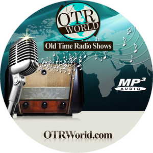 Law Programs Collection Old Time Radio Show OTR MP3 On CD 6 Episodes