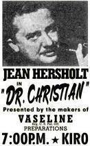 Dr. Christian Old Time Radio Show MP3 On DVD-R 15 Episodes OTR OTRS
