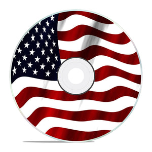 July 4th Collection Old Time Radio Shows OTRS MP3 CD 22 Episodes