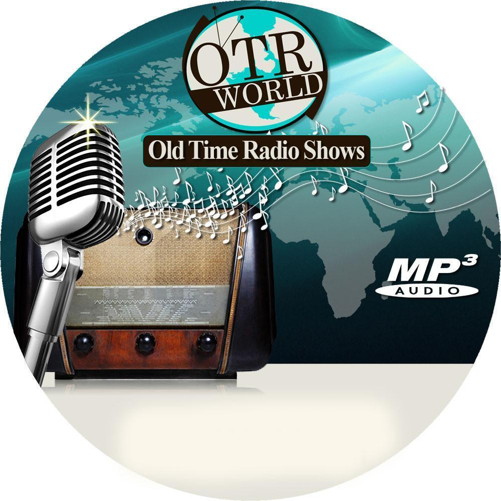 Fun With The Revenuers Old Time Radio Show MP3 On CD-R 6 Episodes OTR OTRS