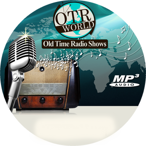 Continental Varieties Old Time Radio Shows OTR MP3 On CD-R 8 Episodes