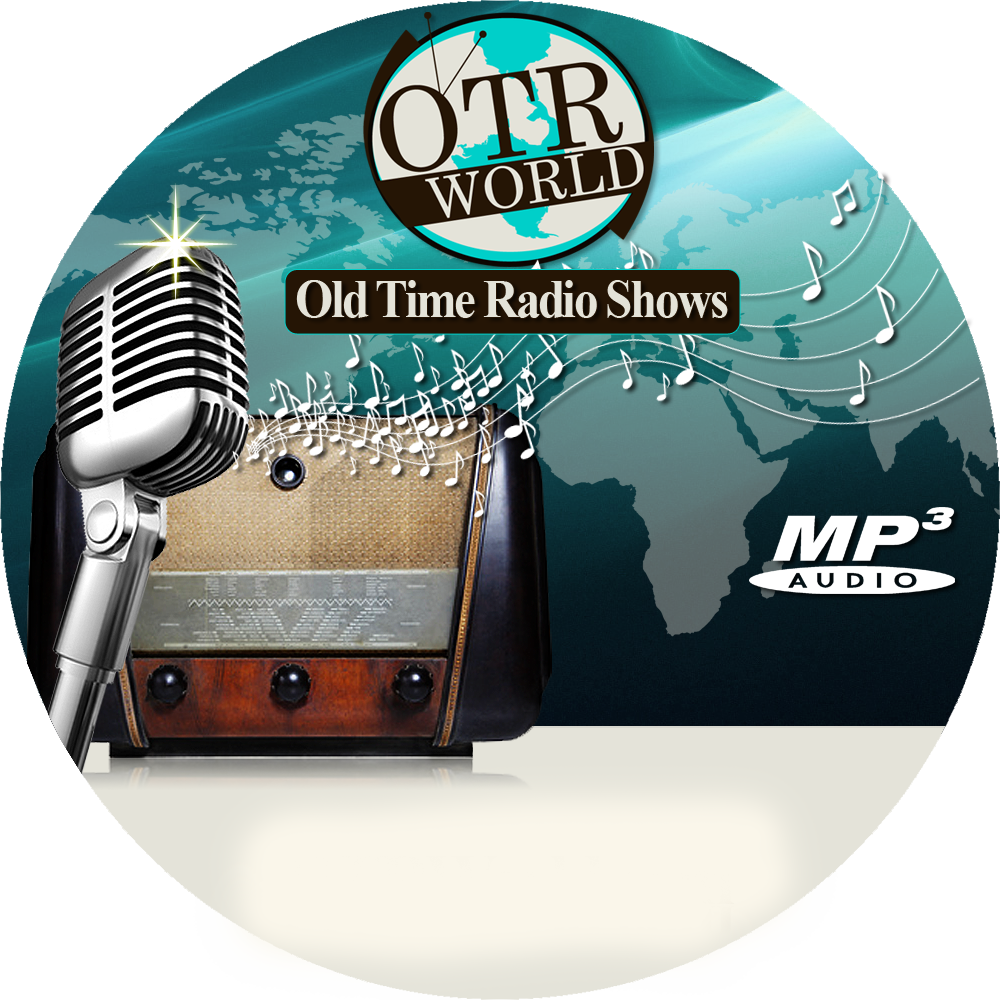 Columbia Workshop Old Time Radio Shows OTR MP3 On DVD-R 326 Episodes - OTR World