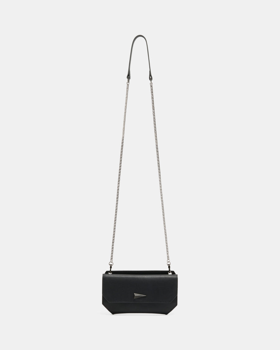 The Fixer Cross-Body Bag - Black