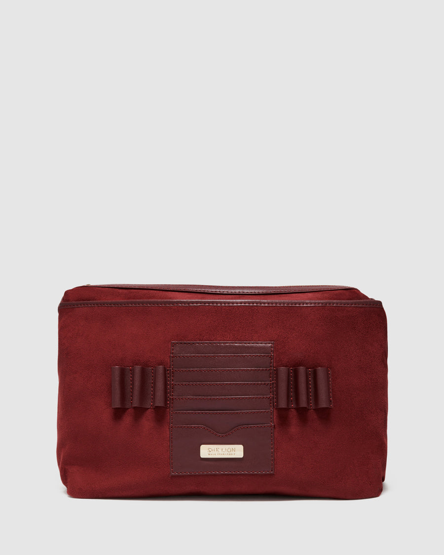 The Ultimate Luxury Microsuede Office Organiser