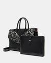 The Maven Tote + Tycoon Laptop Bag