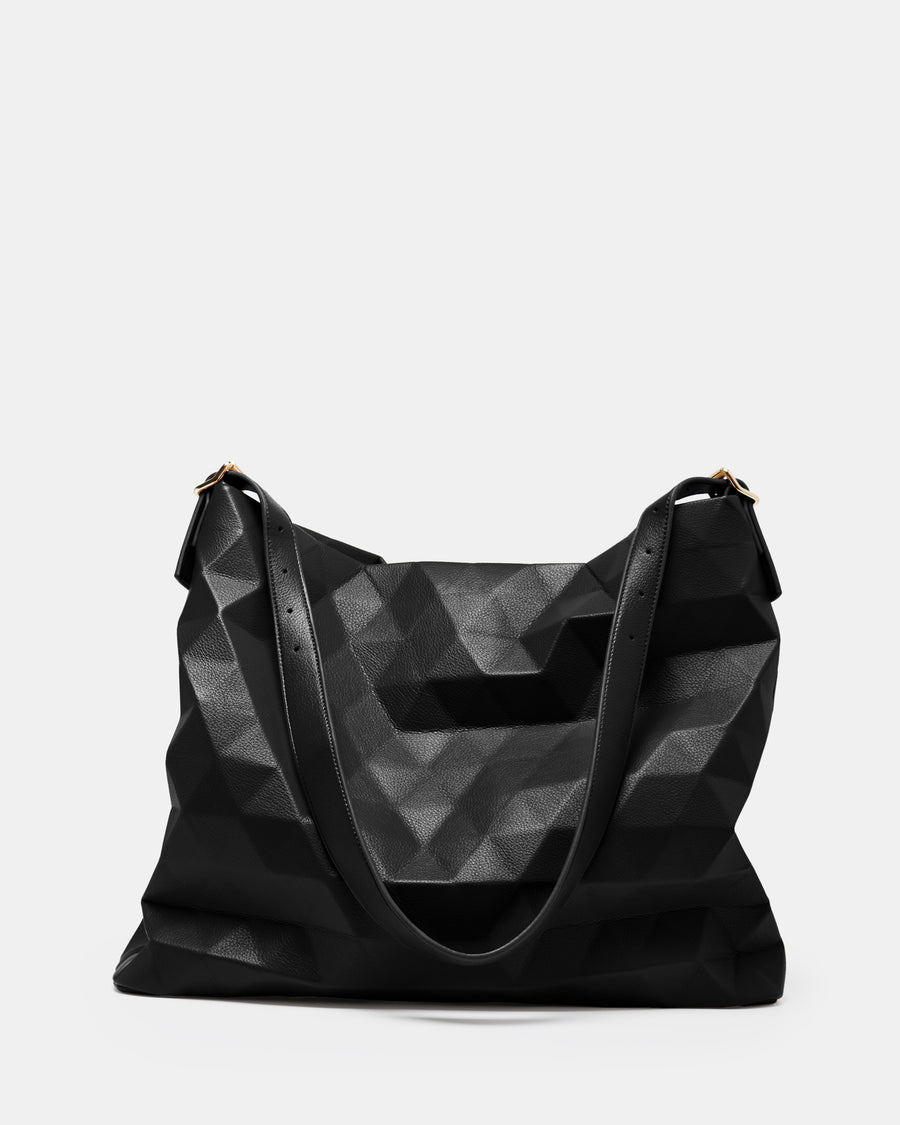 The Futurist Tote - Black