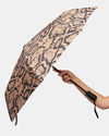 The Go-getter - Snake Print Umbrella - She Lion