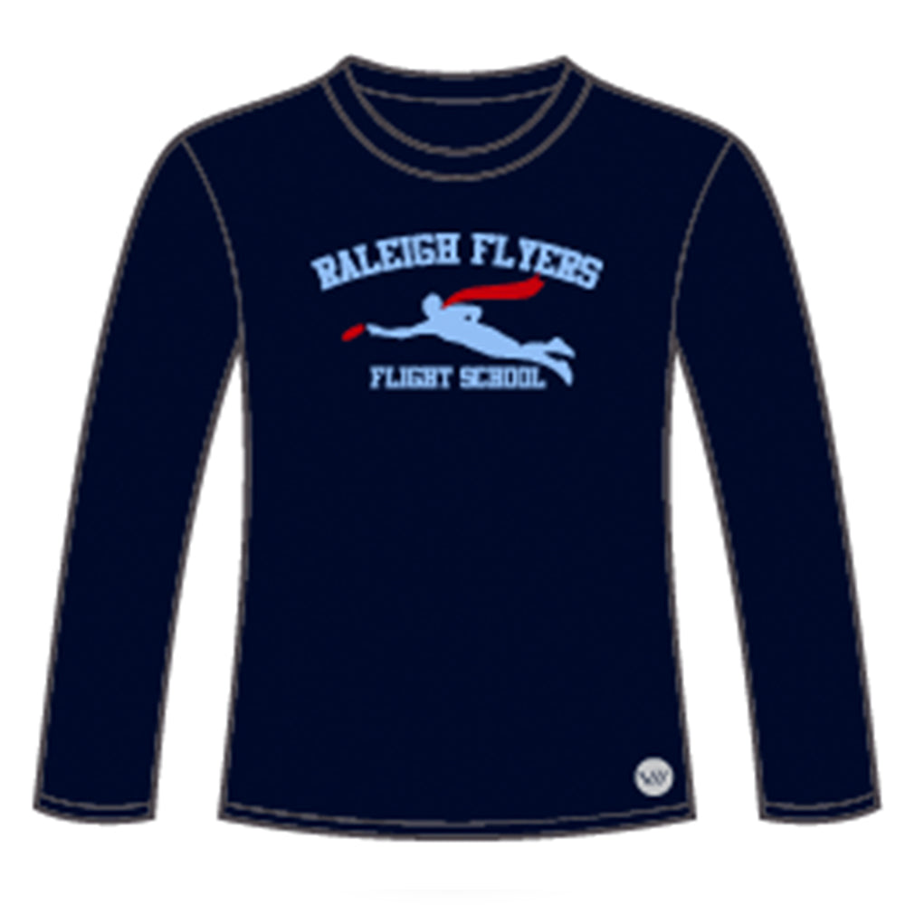 Raleigh Flyers Flight School Long Sleeved Jersey