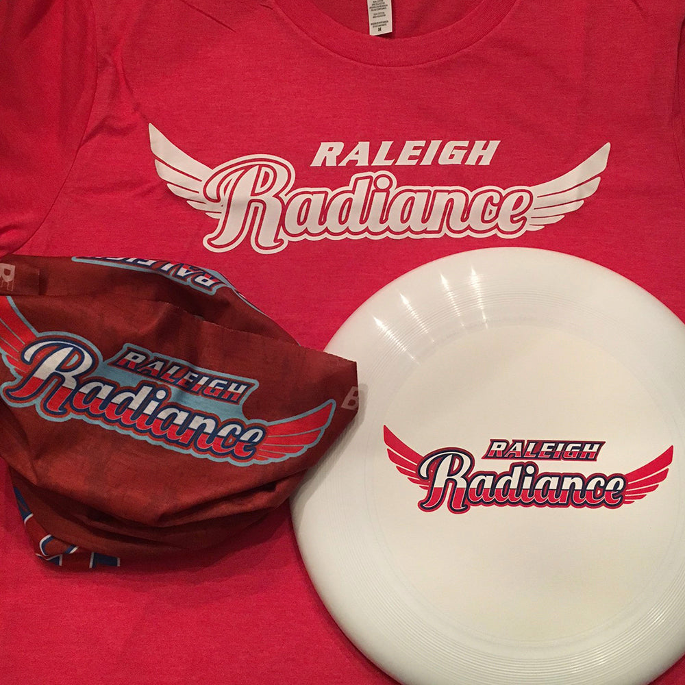 Raleigh Radiance Gear Package Deal