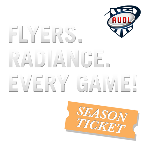 2019 Raleigh Flyers Season Ticket