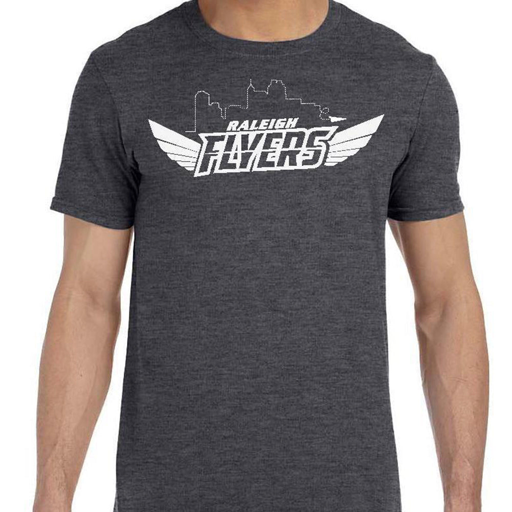 Gray T-Shirt with Skyline Logo