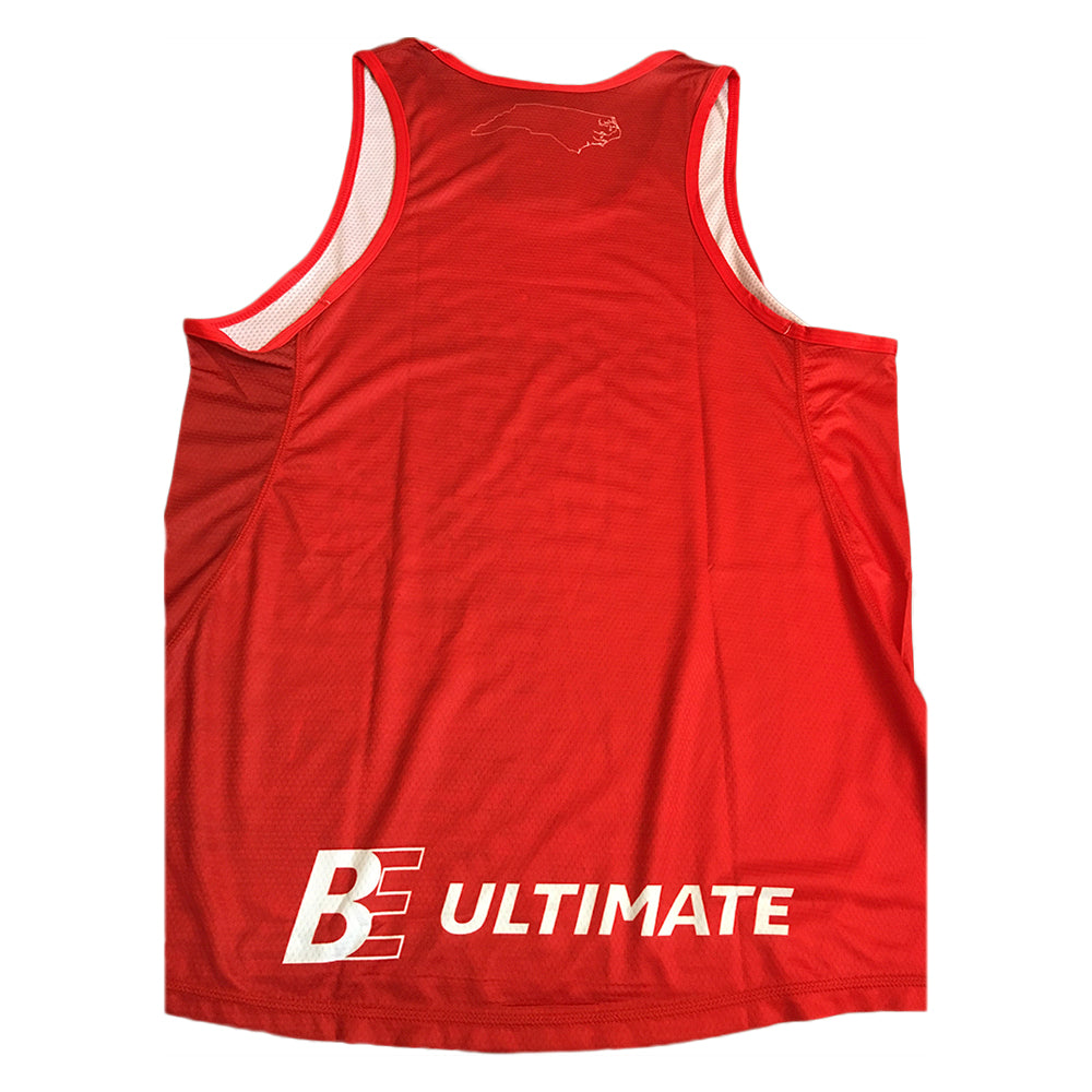 BE Ultimate Flyers Fully Sublimated Singlet Tank