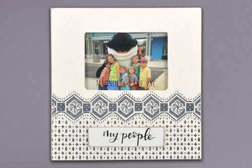 """My People"" Frame"
